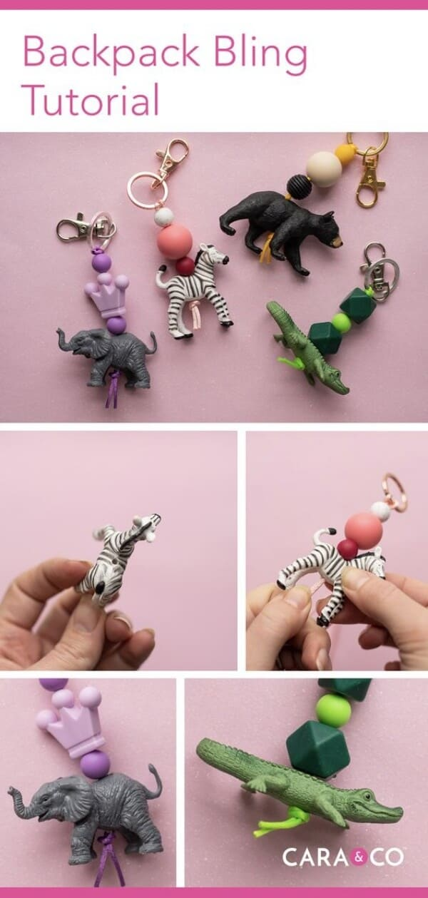 DIY Keychain Ideas