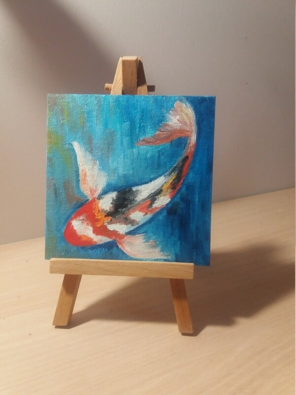 Easy Mini Canvas Painting Ideas For Beginners