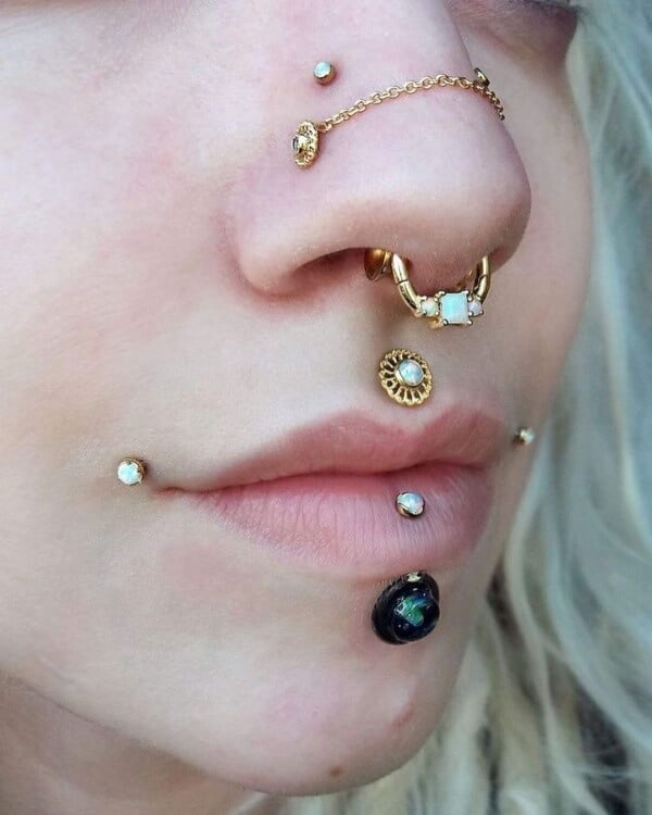 Philtrum Piercing: The Complete Experience Guide