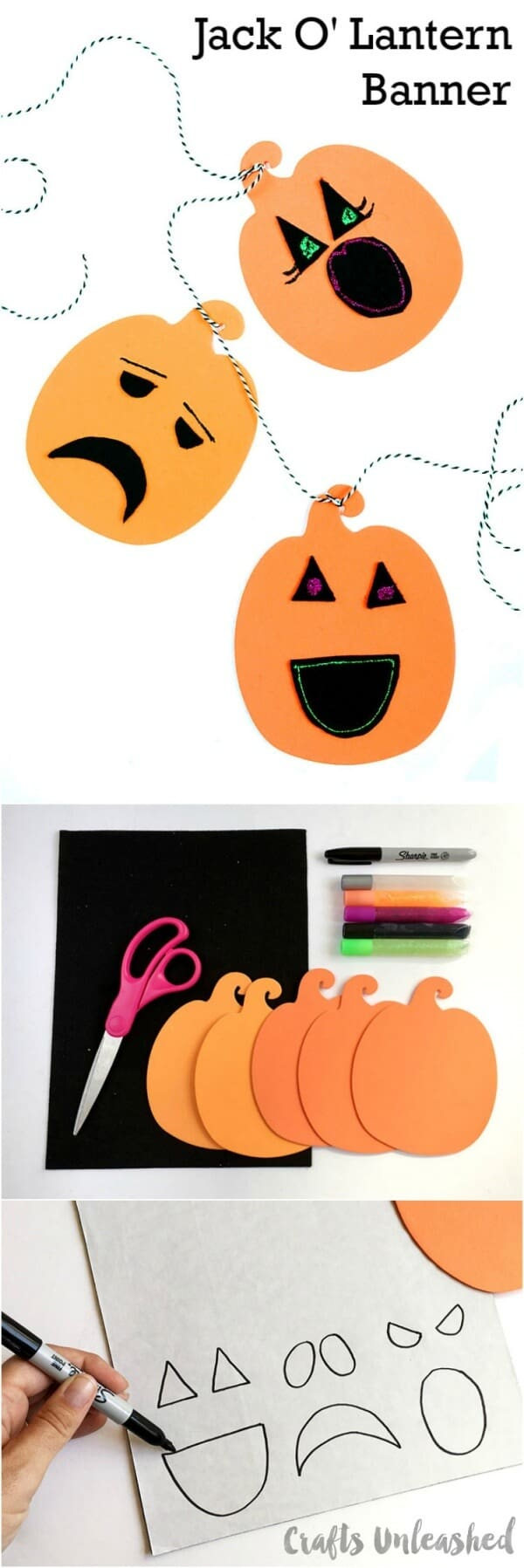 Easy Halloween Craft Ideas For Kids