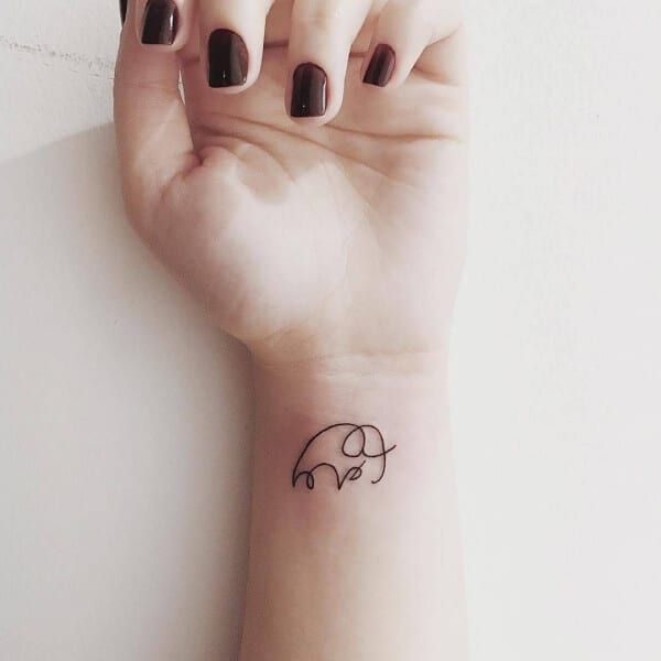 Cute Small Tattoo Ideas For Girls With Meaning
