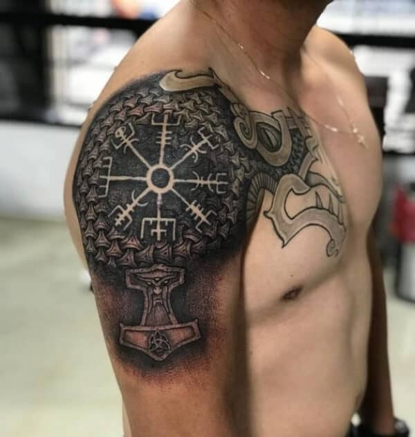 Viking Tattoos For Men To Get Inspired From