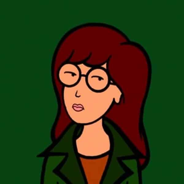 Famous Female Cartoon Characters With Glasses