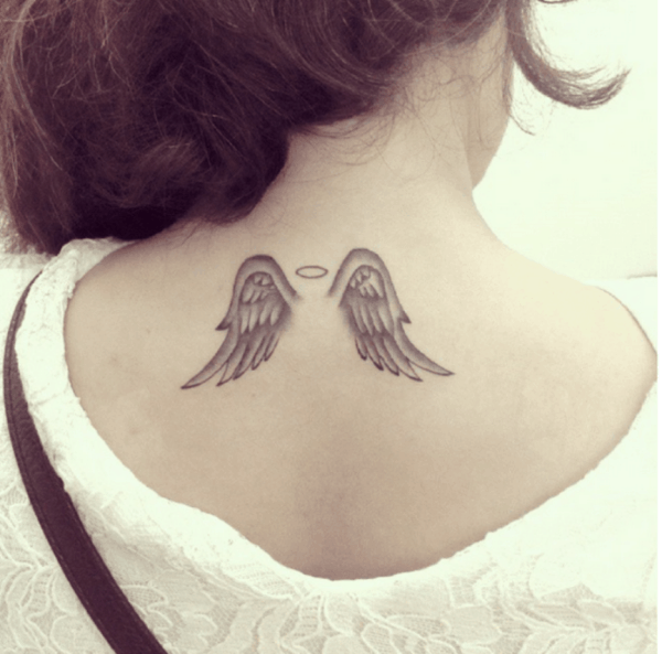 Awesome Angel Wings Tattoo Designs To Try