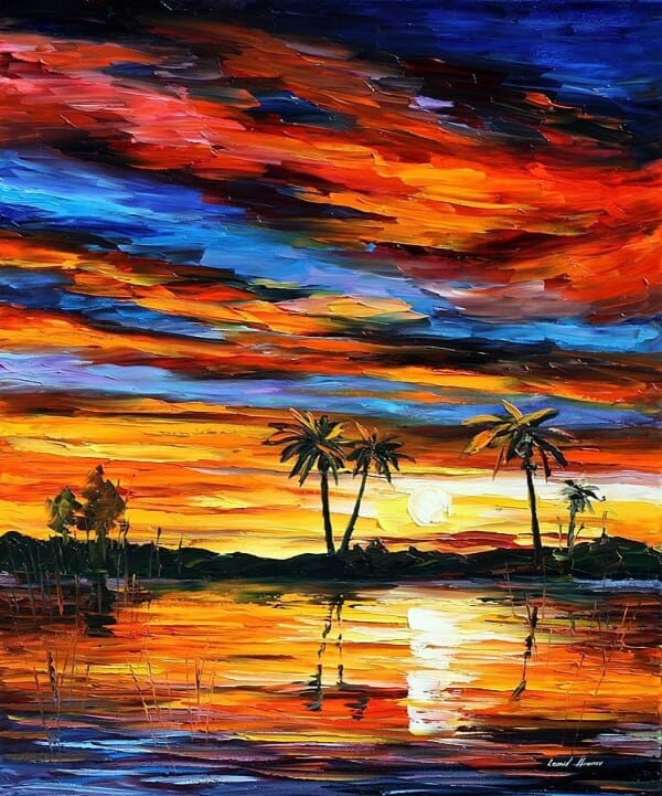 Easy Oil Painting Ideas For Beginners