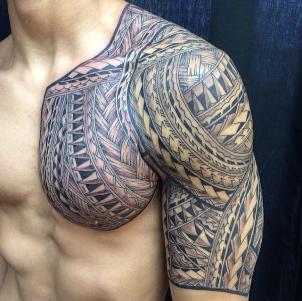 Armor Tattoo Designs You Must Try