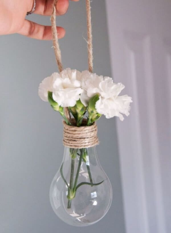 DIY Flower Vase Decoration Ideas