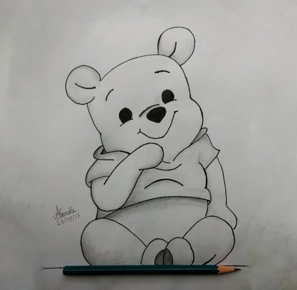 Easy Cartoon Characters To Draw For Beginners