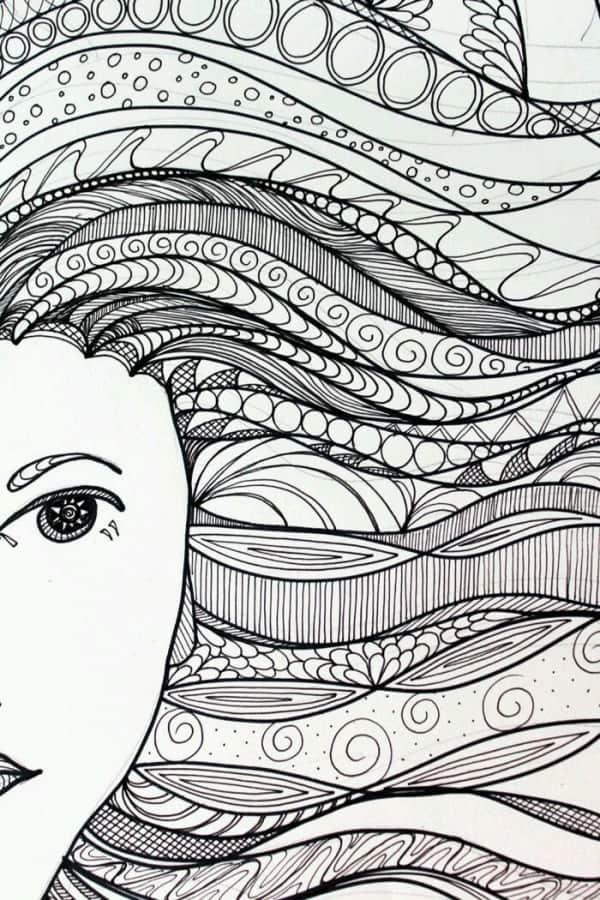 Creative Doodle Art Ideas To Practice