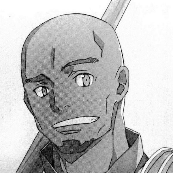 black anime characters