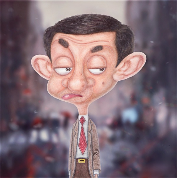 cartoon characters with big noses